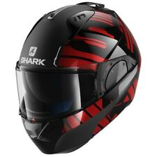 SHARK casque intégral modulable en jet EVO-ONE 2 LITHION DUAL KUR moto scooter