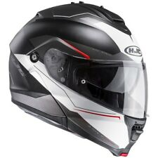 HJC casque intégral modulable en polycarbonate IS-MAX II MAGMA MC-1SF moto scoo