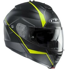 HJC casque intégral modulable en polycarbonate IS-MAX II MINE MC-4HSF moto scoo