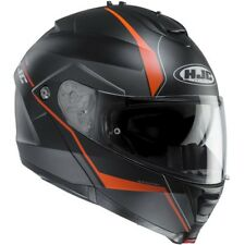 HJC casque intégral modulable en polycarbonate IS-MAX II MINE MC-7SF moto scoot