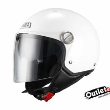 CASCO NZI CAPITAL DUO BLANCO CON GAFAS INTERIORES