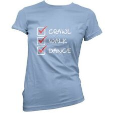 Arrastre Andar Baile - Mujer / Camiseta Mujer - Baile - Bailarina - 11 Colores