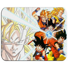 ALFOMBRILLA DRAGON BALL Z FORMAS GOKU mousepad raton ES