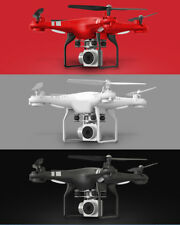 2.4G Altitude Hold 0.3MP HD Camera Quadcopter RC Drone WiFi FPV Live Helicopter