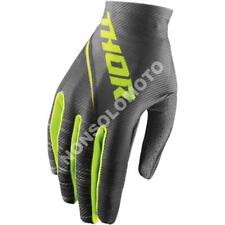 Guanti Glove Cross Enduro Quad Donna Thor Tessuto Void Nero Verde