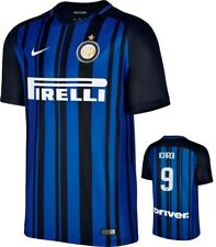 INTER MAGLIA ICARDI UFFICIALE 2017/18 NIKE -  INTER ICARDI HOME SHIRT JERSEY
