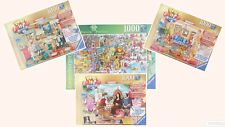 Ravensburger Puzzle Factory What If No 10 3 7 1000 Piece Jigsaw Puzzle Game Toy