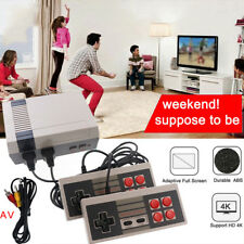 Classic TV Video Game Console 2 Childhood Built-in 620 Game For NES Mini HDMI HD
