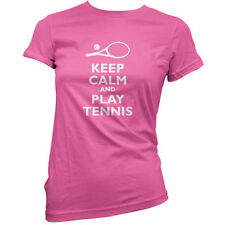 Keep Calm and play tennis - Donna / T-shirt da donna - Player - Wimbledon