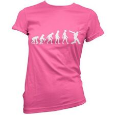 EVOLUTION OF MAN Cricket Mujer / Camiseta Mujer / Top - Ropa - 11 Colores