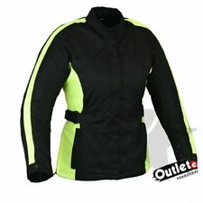 CHAQUETA MUJER BSTAR CHARMING NEGRO FLUOR IMPERMEABLE
