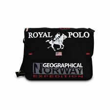 Geographical Norway - Geographical Norway - Cartable, Sacoche - noir