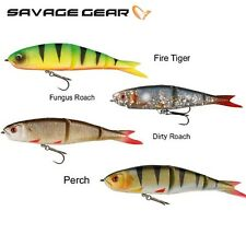 Savage Gear Soft 4Play - Ready To Fish Lure 9.5 - 19cm / 12 - 68g Various Colour