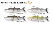 Savage Gear 3D TPE Mullet Lure Fishing Lure  13cm Wake / 29g Various Colours