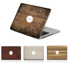 "Effet bois Portable Decal Sticker Peau Pour MacBook Air Pro Retina 11 ""13"" 15"