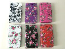 FLIP WALLET PU LEATHER CASE STAND COVER FOR SAMSUNG GALAXY PHONES S8 S8 PLUS