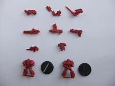 ANGES SANGUINAIRES / blood angels SPACE CRUSADE CRUZADA ESTELAR STARQUEST -