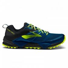 BROOKS CASCADIA 12 navy. 1102431D419. zapatilla trail running.