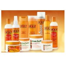 CANTU SHEA BUTTER & NATURAL HAIR CARE AFRO HAIR pRODUCTS (Full Range)