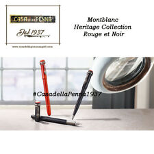 penna MONTBLANC Heritage Collection Rouge et Noir - Rouge