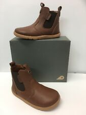 Bobux I-Walk Outback Boots in Toffee  Leather Now only £34.90