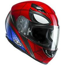 HJC cs-15 Spider-Man Homecoming Casco de moto integral Touring - Rojo Azul