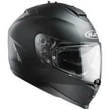 HJC is-17 MATE Casco de moto integral Touring - Mate Negro