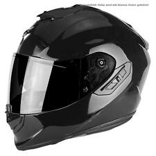 SCORPION exo-1400 AIR SOLID CASCO MOTO TOURING - Nero