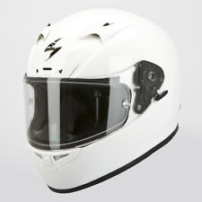 SCORPION EXO-710 AIR SOLID CASCO INTEGRALE - Bianco