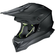 NOLAN N53 SMART Casco da Cross - NERO OPACO