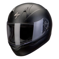 SCORPION EXO-410 AIR SOLID CASCO INTEGRALE NERO OPACO