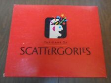 Scattergories Replacement Parts Dice Timer Folders Score Pads Rules 1988  U Pick