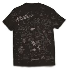 GAME OF THRONES- WESTEROS MAP- T-SHIRT