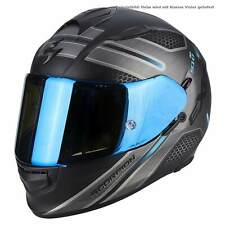 SCORPION EXO-510 AIR ITINERARIO CASCO MOTO TOURING - Nero Opaco Blu