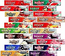 Juicy Jays DEPLIANT Flavored Papers CON GUSTO Kingsize CARTINE PER SIGARETTE