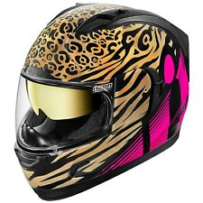 ICON ALLIANCE GT shaguar MOTO CASCO INTEGRAL Touring POLICARBONATO - Negro GO