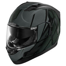 ICON ALLIANCE GT PRIMARY MOTO CASCO INTEGRAL Touring POLICARBONATO - Negro