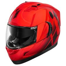 ICON ALLIANCE GT primaire Casque intégral moto touring en polycarbonate - Rouge