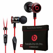 Monster Beats by Dr Dre iBEATS in Ear Earphones 2 Colour (100% Genuine)