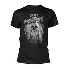 Foo Fighters Skull Dave Grohl Concrete and Gold oficial Camiseta para hombre