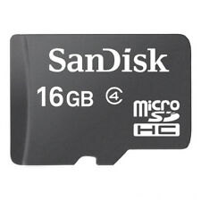 NEW 16GB San Disk Micro SD SDHC Memory Card FOR HUAWEI MOBILE SERIES - 1
