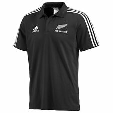 Polo Nouvelle Zelande Rugby Neuf Taille M ou L- Shirt Maillot ALL BLACK ref16