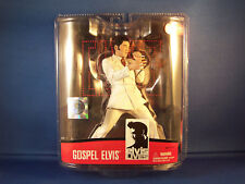 Gospel Elvis Presley McFarlane Action Figure ~ Sealed ~ 2008