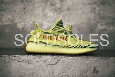 Adidas Yeezy Boost 350 V2 Frozen Yellow Zebra 100% Authentic