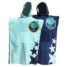 Team Magnus Surf Poncho/Hooded Towel -  Unisex Cotton Changing robe for Kids