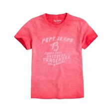 Pepe Jeans London - Foster Jr - T-shirt manches courtes - rouge