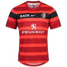 Maillot Rugby Neuf  Stade Toulousain  - Taille L - TOULOUSE France 185 shirt**