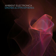 Ambient Electronica Drones & Atmospheres (24-bit WAV Loops) Ableton Logic Cubase
