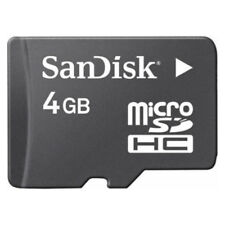 NEW 4GB San Disk Micro SD SDHC Memory Card FOR ASUS ZENFONE SERIES - 1