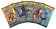 Pokemon: Sun & Moon: Base Set Booster Pack 1x to 5x - English Official Sealed